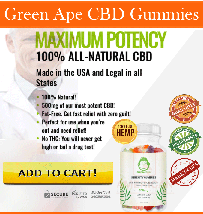 Green-Ape-CBD-Gummies-benefits