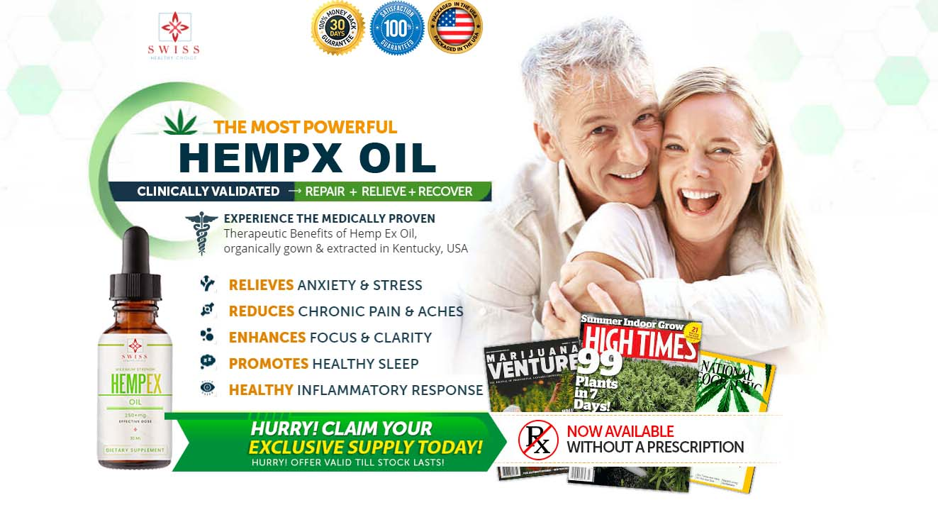 Swiss Healthy Choice HempEx Oil -gajdgj1